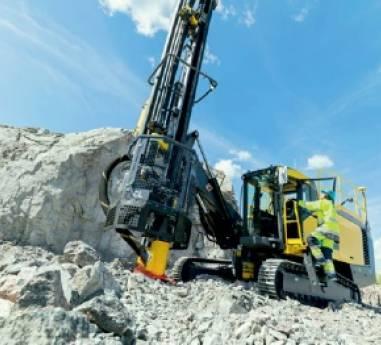 EPIROC, un nou brand pentru industria de cariera si minerit