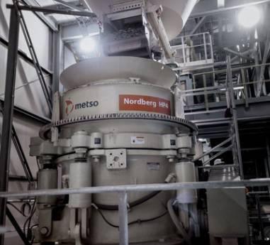 In cadrul proiectului Tunelul Koralm, concasoarele high-tech de la Metso joaca un rol vital, cu un consum redus de energie si un impact minim asupra mediului