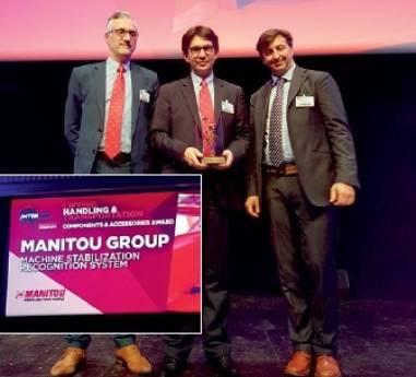 Recunoastere internationala a Grupului Manitou cu ocazia decernarii Premiilor INTERMAT pentru Inovatie