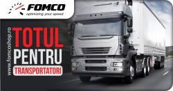 Fomco Group - Totul Pentru Transportatori