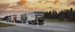 Parteneriat pentru mersul in convoi semi-automat