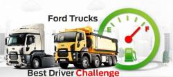 Prima editie a competitiei Ford Trucks Best Driver Challenge