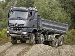 Platforma RoadStars powered by Mercedes-Benz Trucks