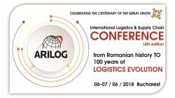 Conferinta anuala de Logistica si Supply Chain by ARILOG
