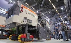 La Intermat 2018, tehnologiile Grupului Wirtgen au captivat profesionistii infrastructurilor rutiere