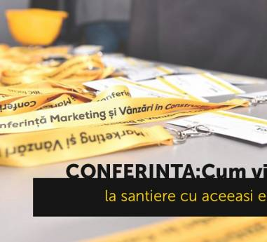 IBC Focus: conferinta de marketing si vanzari in constructii