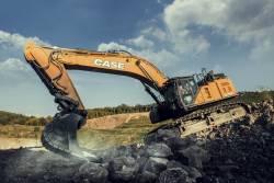 CASE CE a prezentat la Hillhead 2018 o oferta bogata de masini pentru constructia de drumuri si pentru cariere
