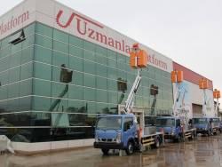 Plarforme de lucru la inaltime - Made in Türkiye