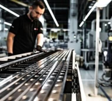In vizita la fabrica Bosch de la Blaj
