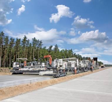 Sectorul utilajelor pentru asfalt in Romania - Un segment de piata in care exista inca loc de dezvoltare