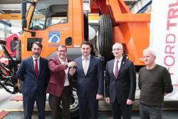 Iarna va fi mai usoara cu cele 103 Autobasculante Ford Trucks 3542D