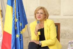 Comisarul european pentru politica regionala Corina Cretu aproba modificarea Programului Operational Infrastructura Mare, pentru a da un nou impuls proiectelor de infrastructura