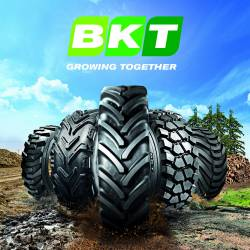 #India with BKT