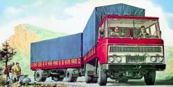DAF - 80 de ani de solutii inovatoare de transport