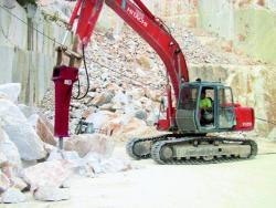 Echipamente  pentru lucrari miniere, demolari si reparatii