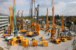 BAUER MASCHINEN GmbH - noutati din domeniul echipamentelor pentru fundatii speciale