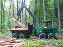 Sisteme pentru exploatarea forestiera de la Powertek Trailers