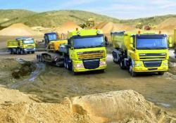 DAF XF - un camion pentru fiecare necessitate