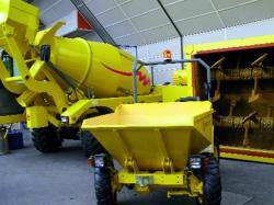 Piccini, utilaje pentru producerea şi transportul betonului