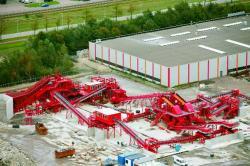 Cea mai mare fabrica de reciclare din Europa