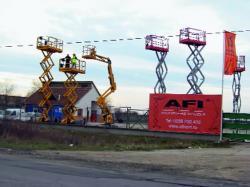AFI Romania - noul sediu de la Timisoara