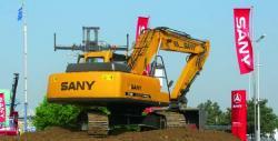 Sany deschide prima fabrica in Europa