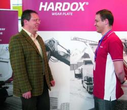 Hardox in echipamente de constructii