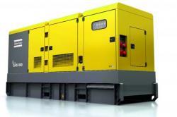Atlas Copco a lansat un generator de 500 kVA