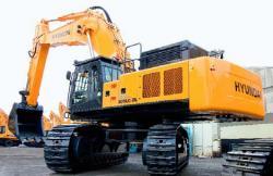 Excavatoare Hyundai seria 7A