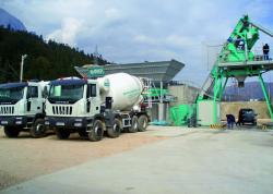 Tehnologii de producere a betonului