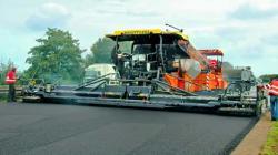 Executia rapidă a straturilor rutiere