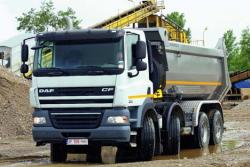 DAF - camionul economic