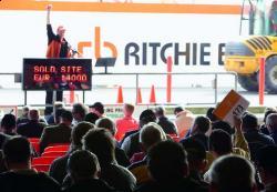 Ritchie Bros. - cea mai mare licitatie din 2009