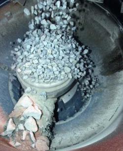 Tehnica de concasare cu mangan, productivitate maximă pentru clienti