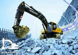 Volvo dotează echipamentele cu sistemul telematic CareTrack