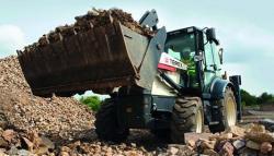 Buldoexcavatoarele Terex - o solutie completă