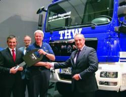 MAN livrează 110 camioane Agentiei pentru Asistentă Tehnică