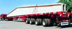 Lider mondial în productia de trailere si semitrailere destinate transportului agabaritic
