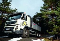 Volvo FMX - simbol pentru viitor