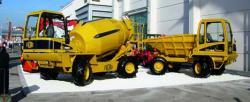 Noua gama de betoniere CBV de la Fiori