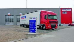 Noul centru de service DAF la Craiova