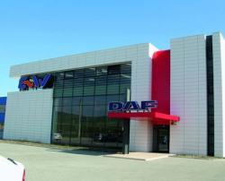 Deschiderea sediului EVW Holding Gilau