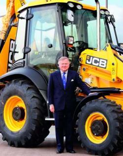 JCB aniverseaza 65 de ani cu o crestere a veniturilor