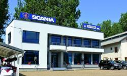 Un nou service Scania la Suceava