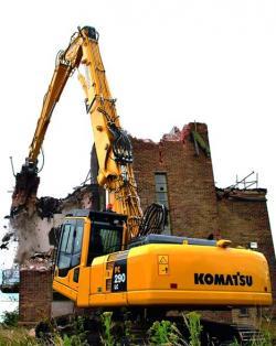 Seria 8 HRD, pentru demolari sigure