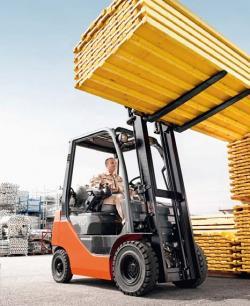 Toyota Material Handling Romania