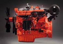 Scania anunta motoarele globale