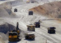 Komatsu va livra 150 camioane AHS pentru Rio Tinto