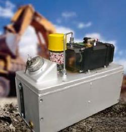 Sistemul de management  al gresării Groeneveld pentru echipamentele de construcţii