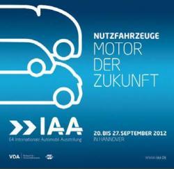 Prezentări de gală la IAA 2012